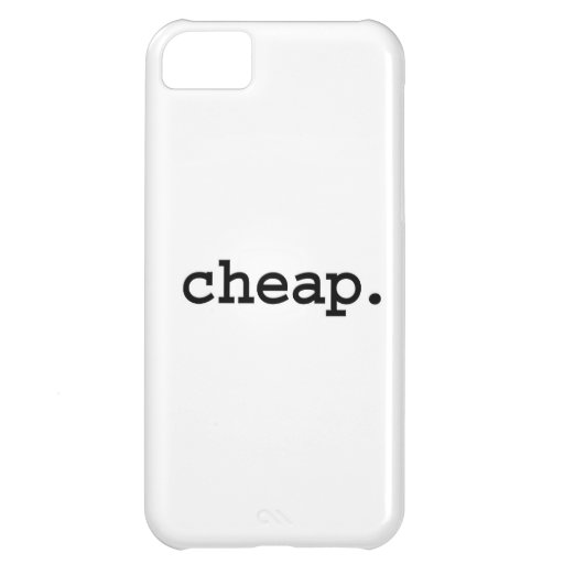 Leather Zip Id Case: Cheap Custom Iphone 5c Cases