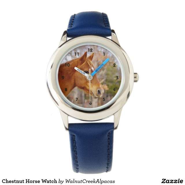 Chestnut Horse Watch