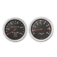 Classic 911 speedometer cufflinks