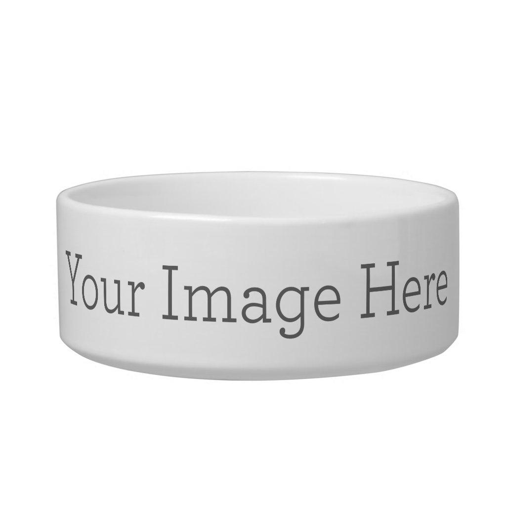 Create Your Own Ceramic Pet Bowl