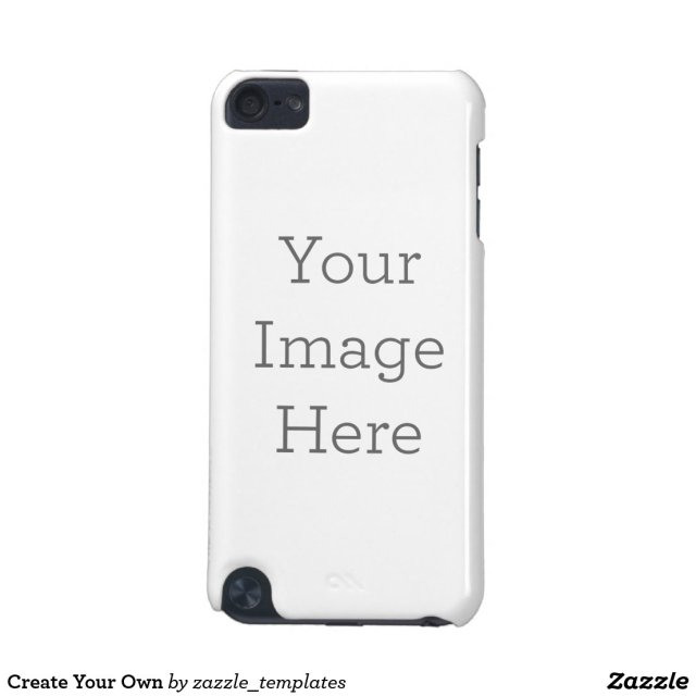 Create Your Own iPod Touch
