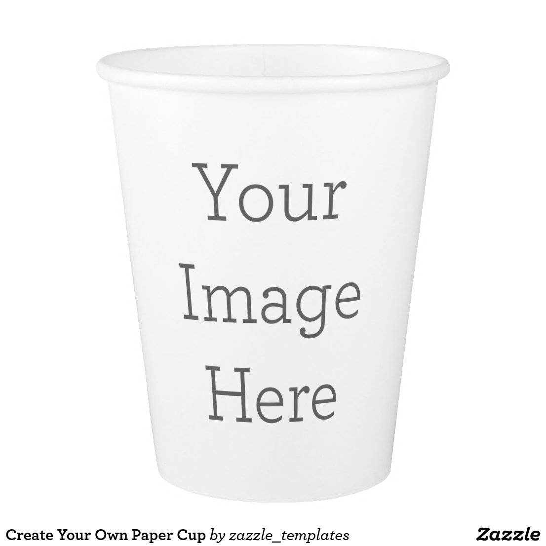 Create Your Own Paper Cups