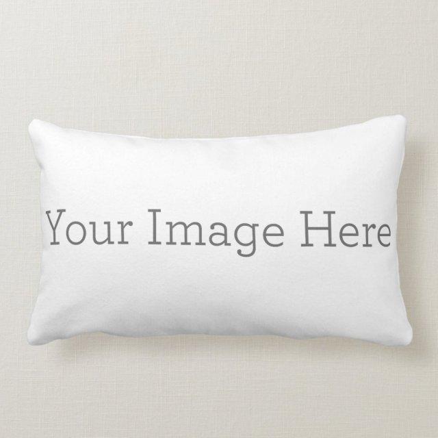 Create Your Own Polyester Lumbar Pillow 13