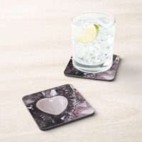 Quartz Drink & Beverage Coasters | Zazzle.co.uk