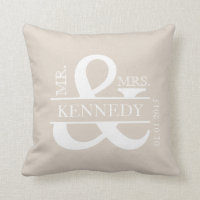 Keepsake Wedding Pillow