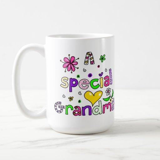 A Special Grandma Mug