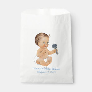 Cute Baby Boy Baby Shower Favour Bags