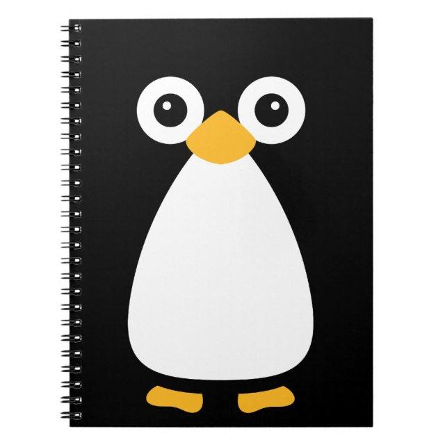 Cute Penguin Notebook