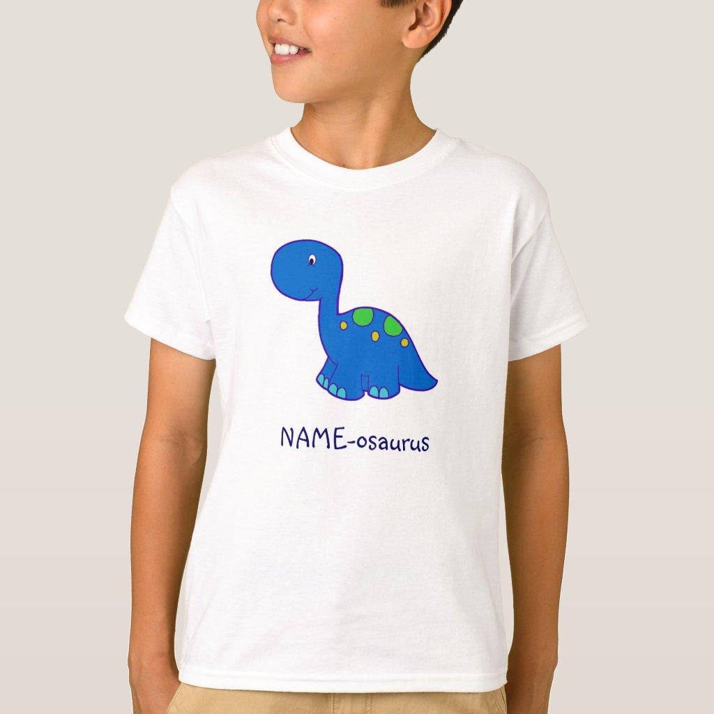 Dinosaur Name-osaurus Kid's t-shirt