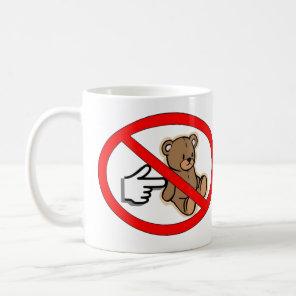 Don't Poke the Bear Mug