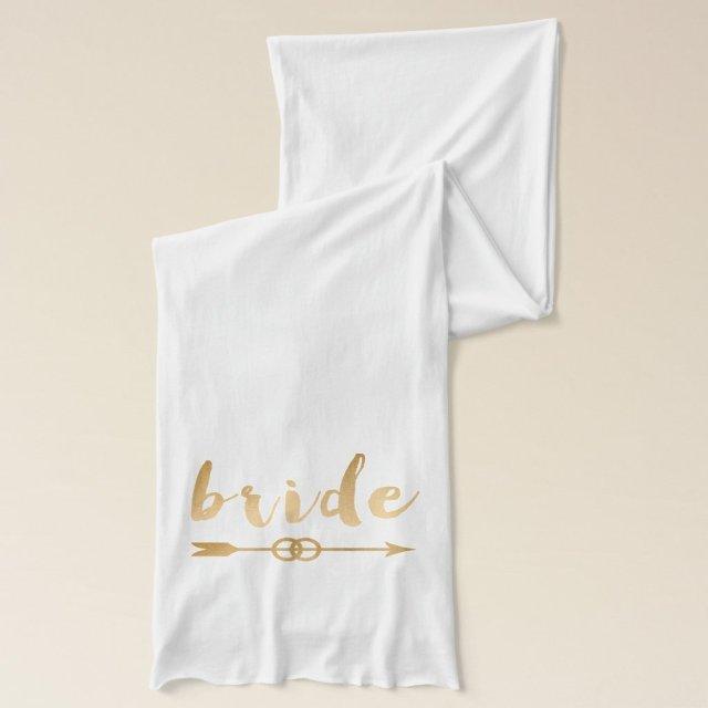 Bride Scarf