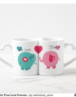Love Mug Set Valentine's Gift