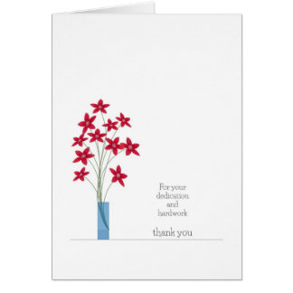Employee Appreciation Cards, Photo Card Templates