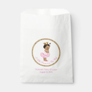 Ethnic Ballerina Princess Baby Shower Favour Bags