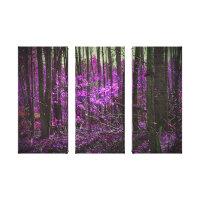Faded Lavender Dreams Canvas Print