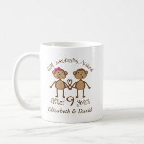 Funny Wedding Anniversary Mug
