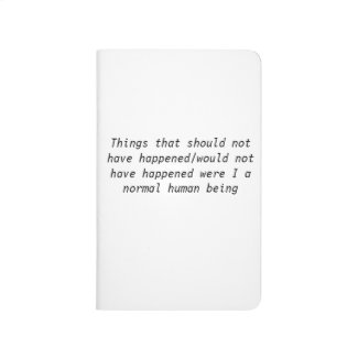 Funny Notebook/Diary Journals