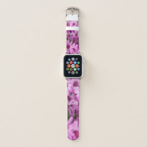 garden flowers real actual photos from my garden apple watch band