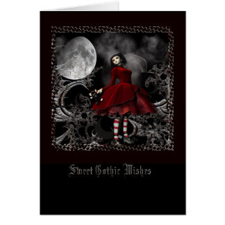 Gothic Birthday Cards Photo Card Templates Invitations Amp More