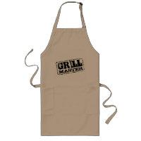 Grill master BBQ apron
