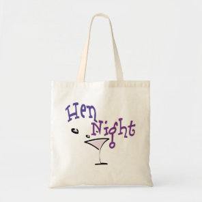 Hen Night Hen Night Tote Bag