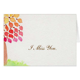 Miss You Cards Photo Card Templates Invitations Amp More
