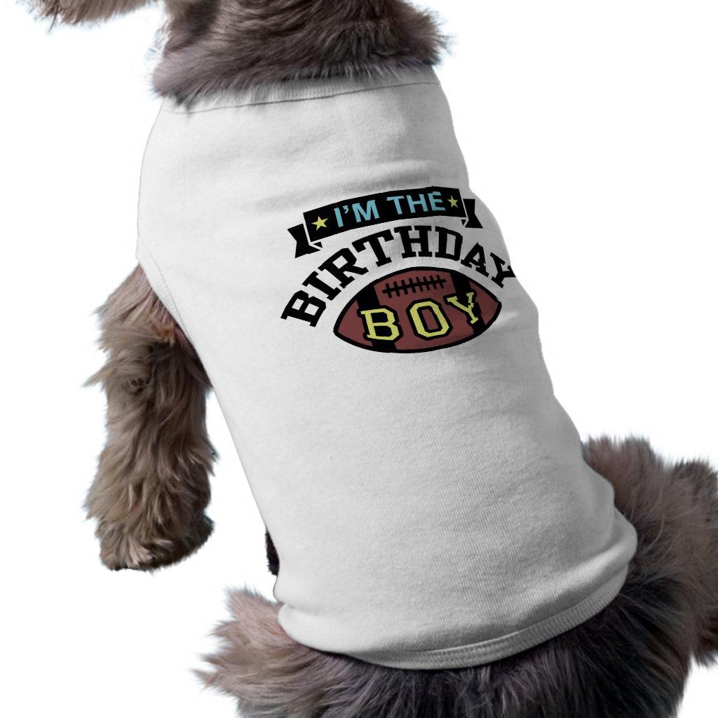 I'm the Birthday Boy Shirt