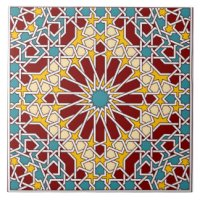 Islamic Ceramic Tiles | Zazzle.co.uk