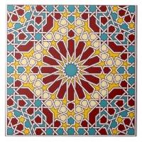 Islamic Ceramic Tiles   Zazzle.co.uk