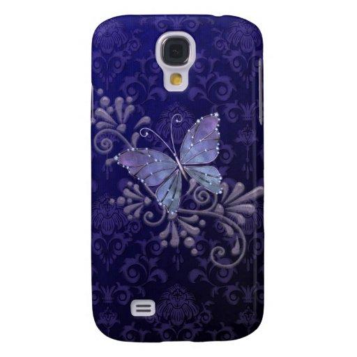 Jewel Butterfly Samsung Case
