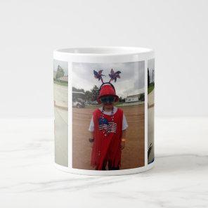 Jumbo Custom Photo Mug Jumbo Mug - Customised