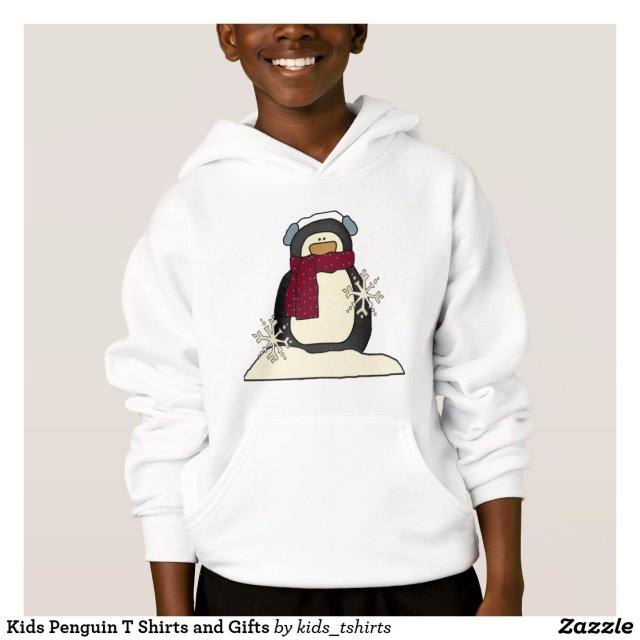 Kids Penguin T Shirts