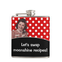 Let's Swap Moonshine Recipes Hip Flasks