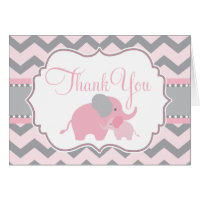 Little Peanut Baby Shower Thank You Notes Stationery Note Card