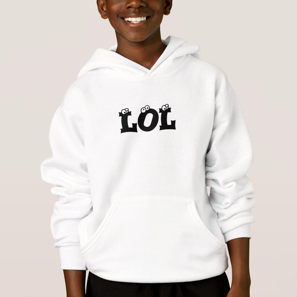 LOL shirt