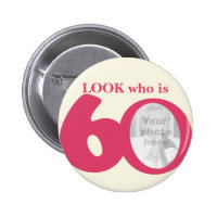 Look who is 60 badge
