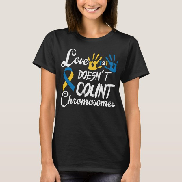 Download Love Doesn T Count Chromosomes Svg - Layered SVG Cut File