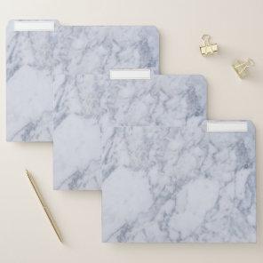 Marble Pattern Folders