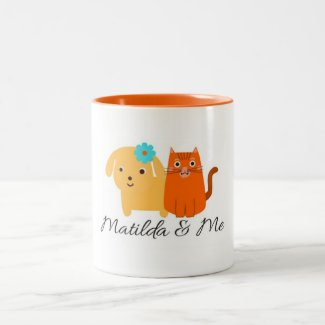 Matilda and Me Mug