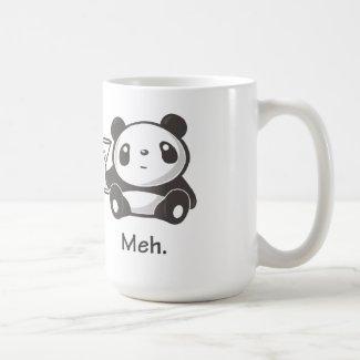 Meh Panda Mug