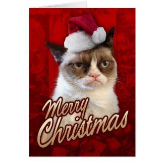 Merry Christmas Grumpy Cat
