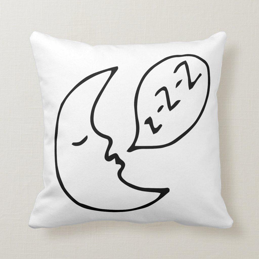 Moon Nursery Pillow