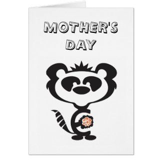 MOTHERS DAY CARD, HUMOROUS, POEM. GREETING CARD