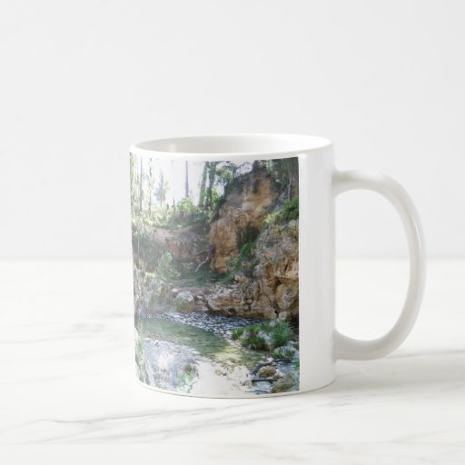 Nature in Spain Mug by IreneDesign2011