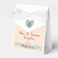 Nostalgic Romance- Wedding Favour Boxes