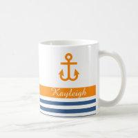 Nautical Theme Coffee Mug