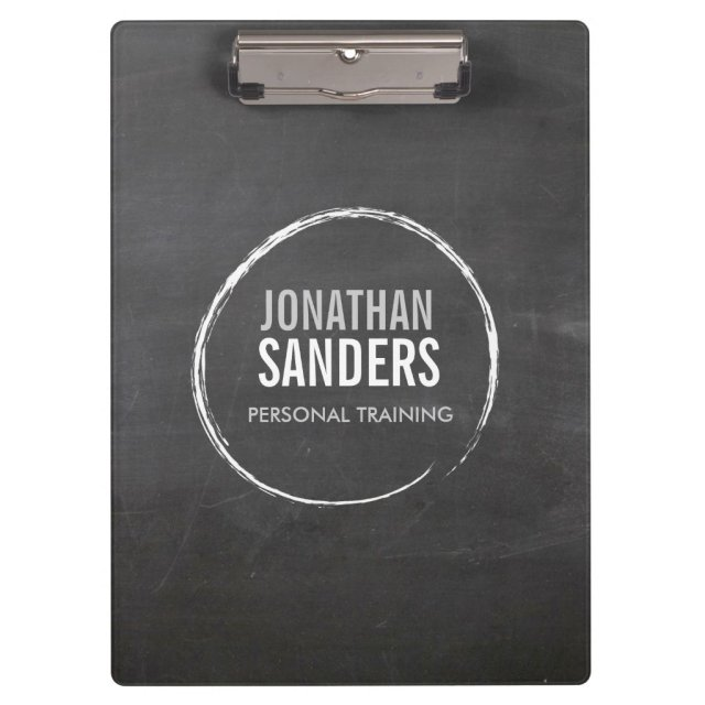 PERSONAL TRAINER SKETCH LOGO Personalised