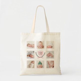 PERSONALIZED PHOTO TOTE BAG