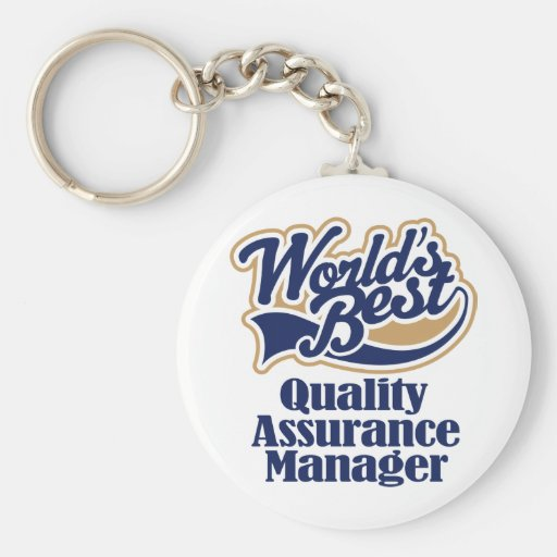 Quality Assurance Manager Gift  Zazzle