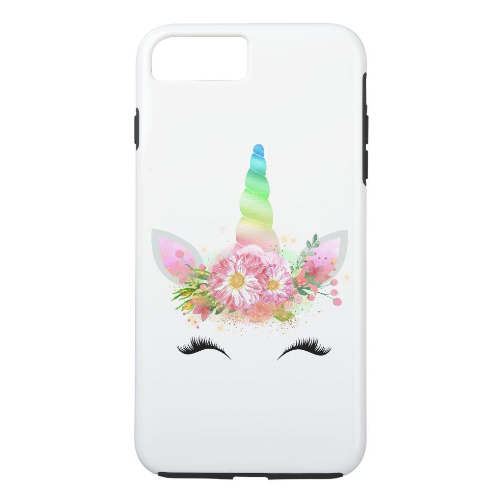 Rainbow Unicorn Phone Case